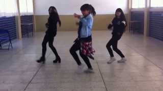 4minute - Crazy Dance Practice Cover by Playground from México