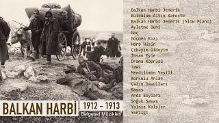 Cem Özkan - Balkan Harbi Jenerik Slow Piano (Official Audio)