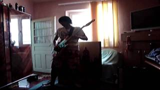 Motorhead The Game Triple H's Song cover bY versATiL