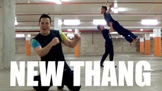 NEW THANG - Redfoo Dance Choreography | Jayden Rodrigues NeWest