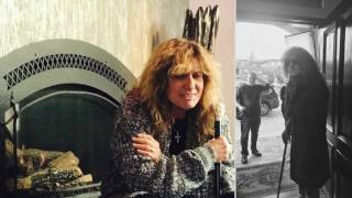 Burrn Magazine Photo Shoot Behind the Scenes - David Coverdale/Whitesnake