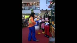 Natal Mágico - Turma do Mickey