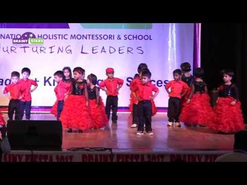 Brainy Fiesta 2017 -Brainy Stars International Holistic Montessori, Bangalore