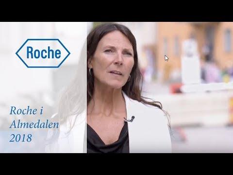 Roche i Almedalen: Hur skapar vi en vård för alla?