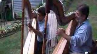 Cascada Musica Paraguaya Arpa y Guitarra