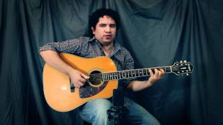 Doyle Dykes - Wabash Cannonball - Cover by Iker Cedeno