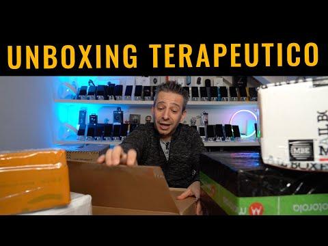 GRAZIE al PACCO! Unboxing TERAPEUTICO