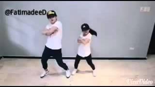 Ranz Kyle and Niana- Dessert Dance