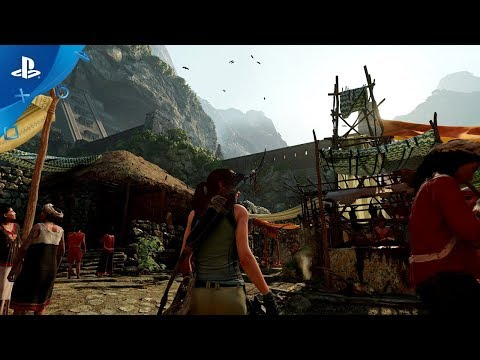 Shadow Of The Tomb Raider Welcome To Paititi Walkthrough Video