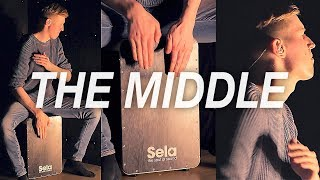 Zedd, Maren Morris, Grey - The Middle | Cajon Cover by Ross McCallum