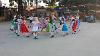 Traditional German Dancing - Chicken Dance