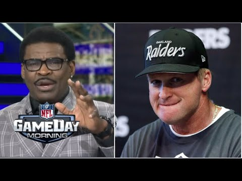 How will Jon Gruden's ouster impact the Broncos game against the Raiders? - Michael Irvin