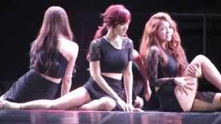 Marionette (마리오네트) - Stellar (스텔라) Live @ SGC Super Live In Seoul (서울걸즈콜렉션)