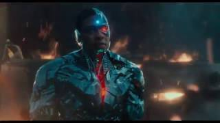 Justice League Epic Intro Live action animated style