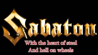 Sabaton Man of war Lyrics