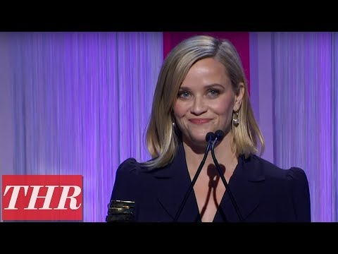Reese Witherspoon Accepts The Sherry Lansing Leadership Award | Women in Entertainment
