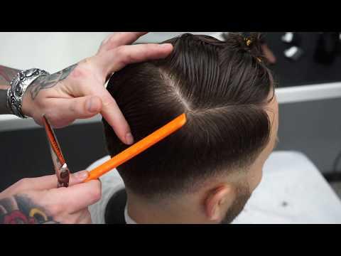 Gentleman Haircut & fade | мужская стрижка photo