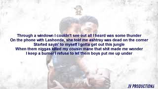 Nbayoungboy pour one lyrics