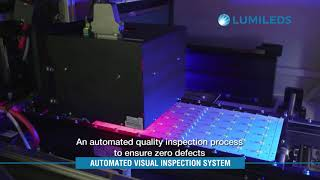 Matrix Platform Manufacturing: 7 - Automated Visual Inspection System