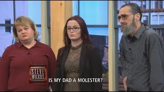 Moment of Truth: Did Leroy Do It? (The Steve Wilkos Show)