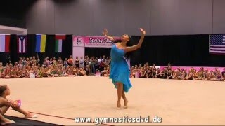 Varvara Filiou & Integrity Rhythmics - Gala-Show Spring Fling Columbus 2016