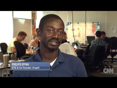 CNN: Ghanaian start up heads to Silicon Valley