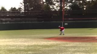 Yuto Yoshikado -IF-  Fielding