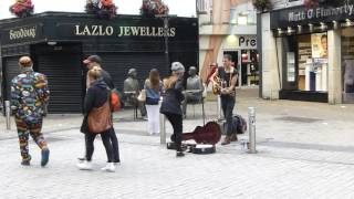 Solomon Bard - Go Slow (Galway 13/08/2016)