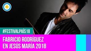 Festival País '18 - Fabricio Rodríguez en el Festival Nacional de Jesús María (1 de 2)