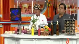 El segmento de Pipo Chef en El Happy Hour - América TeVé
