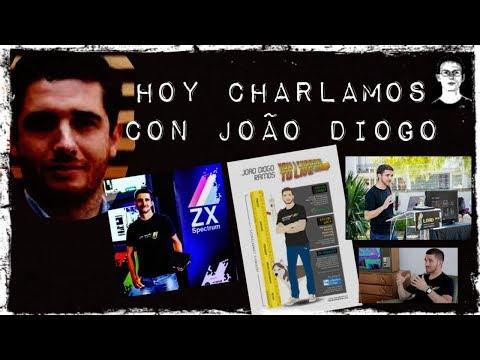 Hoy Charlamos con João Diogo