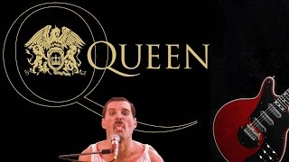 60+ Seconds of Queen the rock band