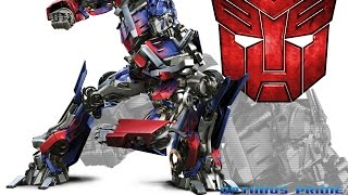 "Transformers: Optimus Prime Muisc Video Tribute - ""Superhero"""