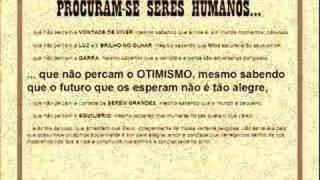 """ONG Meu Sonho Não Tem Fim - Vídeo Clipe """"Procuram-se"""""""
