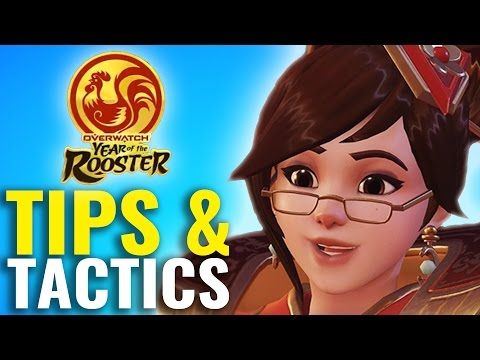 Capture the Rooster - A Tip for Every Hero! [Overwatch]