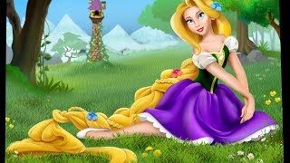 Rapunzel Animated Bedtime Story | Fairy Tale in English for Kids - Full Story