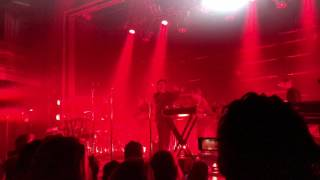 Nick Murphy (Chet Faker) - Stop Me (Stop You)   11.28.16 @ Webster Hall