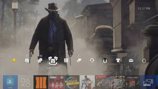 HOW TO GET FREE WALLPAPERS ON PS4!