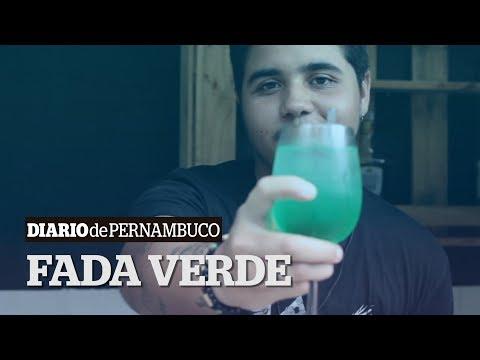 Drink da Sexta: Fada Verde
