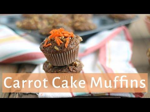BEST Ever Healthy CARROT CAKE RECIPE | w/ Honeysuckle