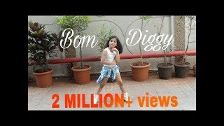 Bom Diggy | Zack Knight | Jasmine Walia | Jinky Jain | Sonu Ke Titu Ki Sweety