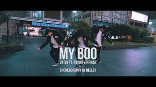 My Boo | @VedoTheSinger | Kelley Choreography