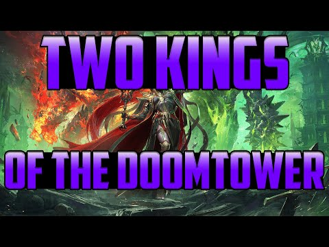 Two Kings of the Doom Tower I Raid Shadow Legends