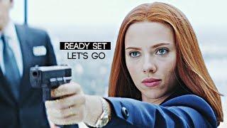 Ready Set Let's Go [Marvel Ladies]