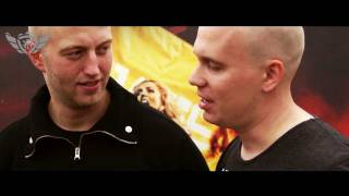 Q-BASE 2011 | Thilo & Evanti Interview