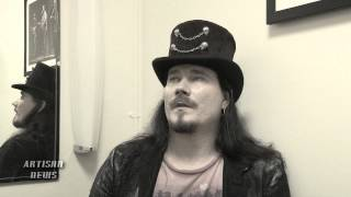 NIGHTWISH PART WAYS WITH SINGER OLZON, TALK FALLOUT FROM PREVIOUS SWITCH FROM TARJA