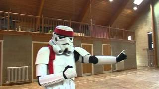 Everybody Was Kung Fu Fighting, Stormtrooper, For Comic Relief