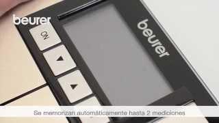 Quick start vídeo de la báscula de vidrio para diagnóstico BG 42