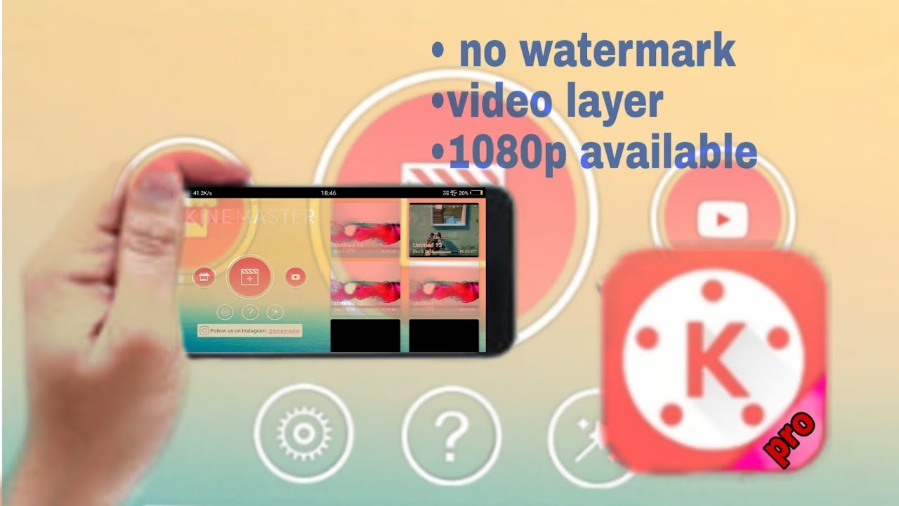 Download thumbnail for How to download kinemaster pro apk