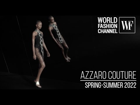 Azzaro Couture fall-winter 21-22